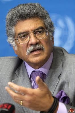 Ambassador Zamir Akram