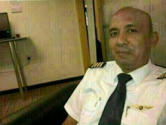 Investigations in the flight simulator taken from missing pilot Captain Zaharie Ahmad Shah's home revealed a software for five practice runways, including one belonging to the United States military base on Diego Garcia.