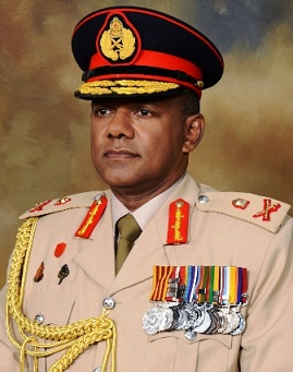 Daya Ratnayake Army Commander