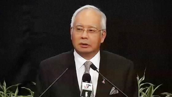 Malaysia's prime minister_240314
