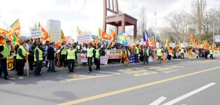Massive demo at UN, Geneva_240314_1
