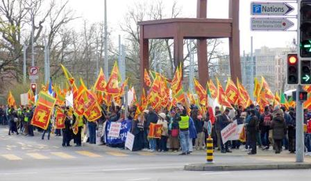 Massive demo at UN, Geneva_240314_3