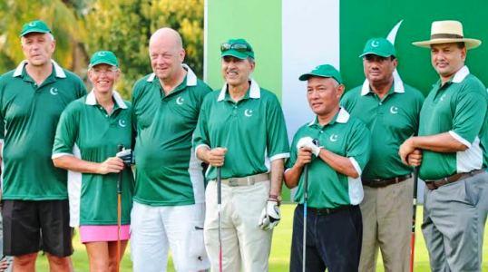 Pakistan National Day Golf Tournament 2014_250314