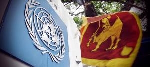 un_sri lanka-flags