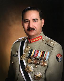 General Rashad Mahmood
