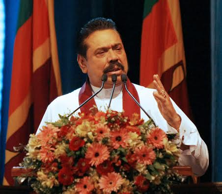HE Mahinda Rajapaksa_National Unity Convention_070414