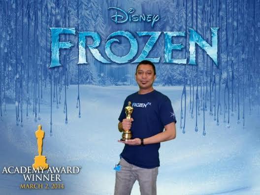 Pakistani visual effects artist wins Oscar
