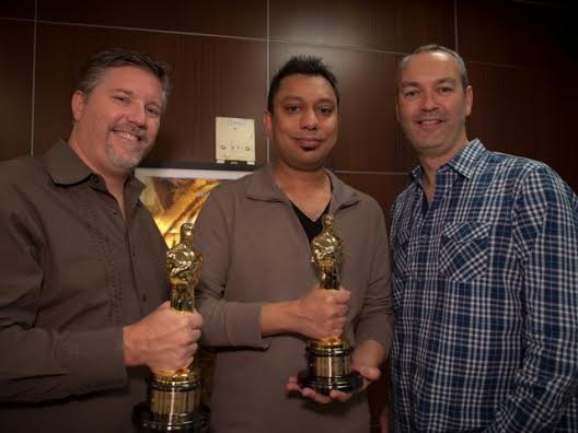 Pakistani visual effects artist wins Oscar_1