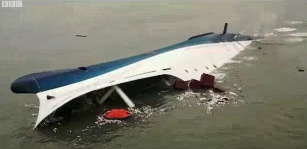 sinking ferry Sewol