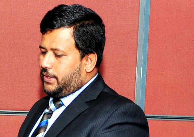 Rishad Bathiudeen MP, formerly Minister of Industry and Commerce