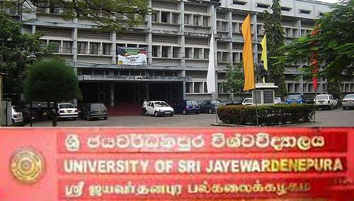 universitt of Sri Jayewardenepura