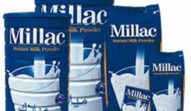 Milk-packet