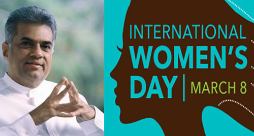 Ranil-womensday