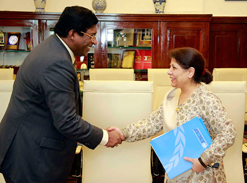 Ravi-miss-samsad-Akthar