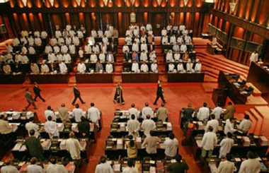 SL-parliament