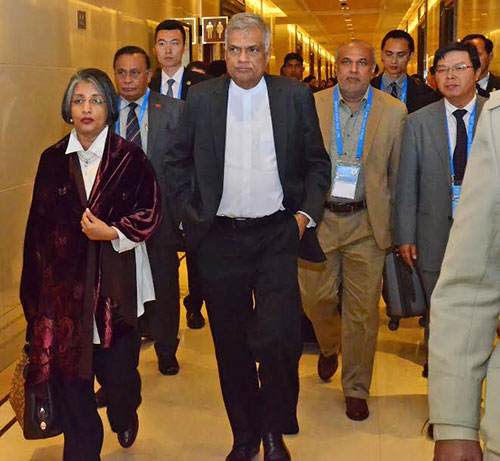 Ranil-Visit-China2