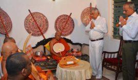 Ranil-visit-tempal