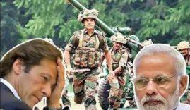 India - pakisthan war LNP