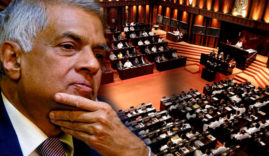PM ranil and oppotition LNP