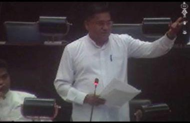 vijitha herath parliament LNP