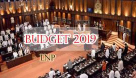 Budget 2019 LNP