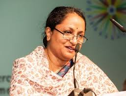Sujatha Singh_ Indian Foreign Secretary