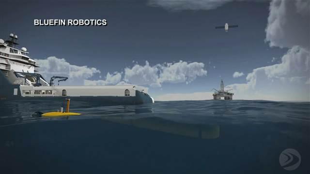 robotic submarine