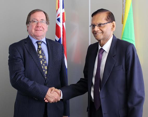 Sri Lanka – New Zealand Talks